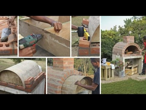 Outdoor Pizza Oven | Built in Pizza Oven | Oven Brick Pizza | Pizza Oven