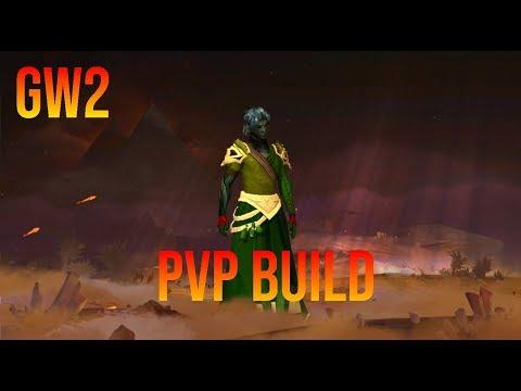 Guild Wars 2 - PVP Build - Blood Scourge (Necromancer)