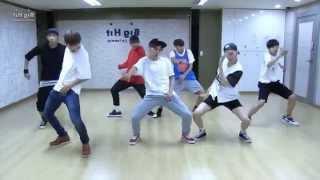 BTS Dope Mirrored Dance Practice