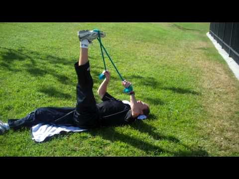 Get Better Ankle Flexibility With Tom Drum