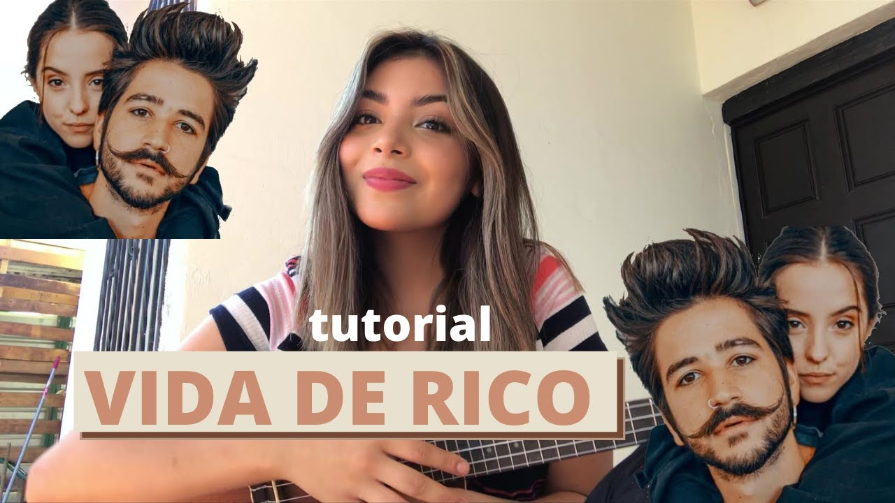 Download Vida de Rico - Camilo (ukulele tutorial) MP3 Gratis