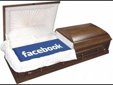 Deactivating facebook account for a dead person