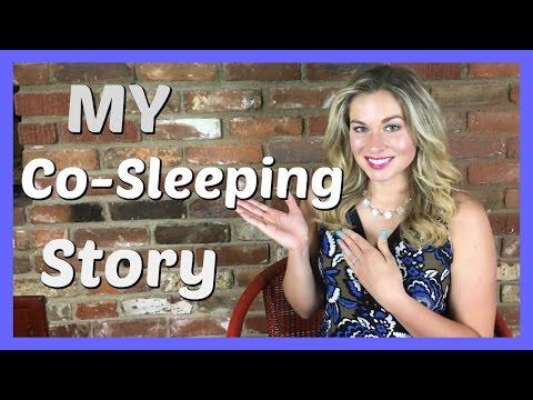 MY CO-SLEEPING TO CRIB STORY