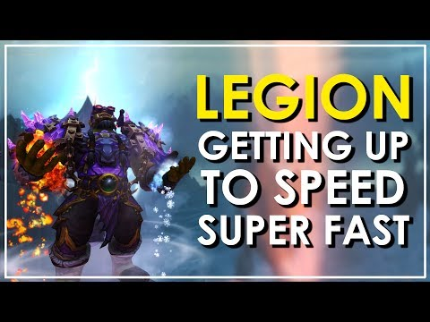 Legion Alt Gearing & Prep In 7.2 - Getting To 880+ In 2-4 Days!