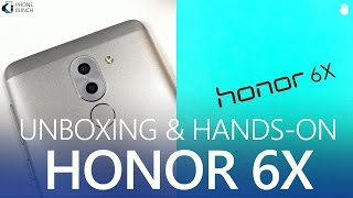 Honor 6X Unboxing and Impressions after a Week of Use with Camera Samples