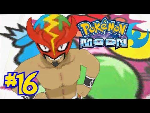 Pokémon Moon Episode 16 - Battle Royal