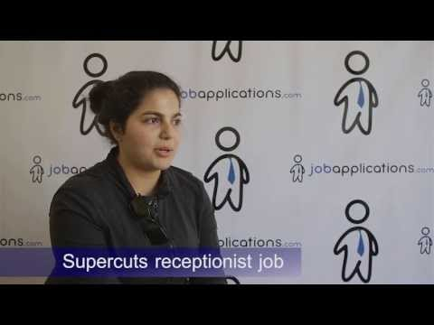 Supercuts Interview - Receptionist