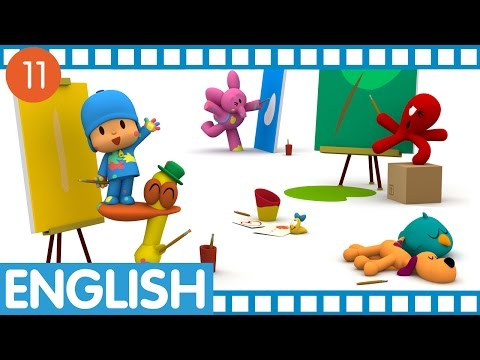 Pocoyo in English - Session 11 Ep. 41-44