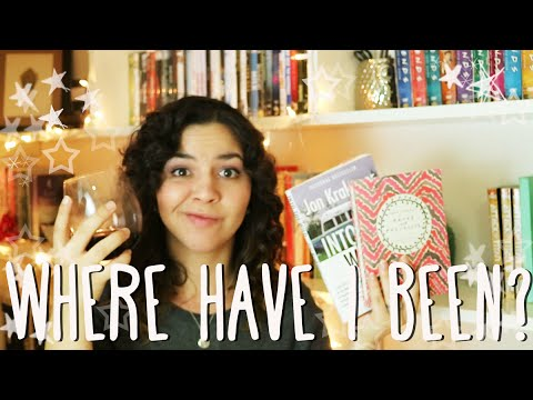 Where Have I Been? Life & Channel Updates!