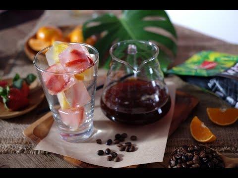 Fruit Ice Coffee Teaser