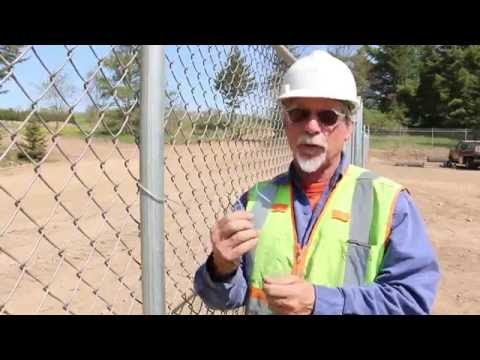 Making a choice on an Easy Twist Tie for certain fence jobs