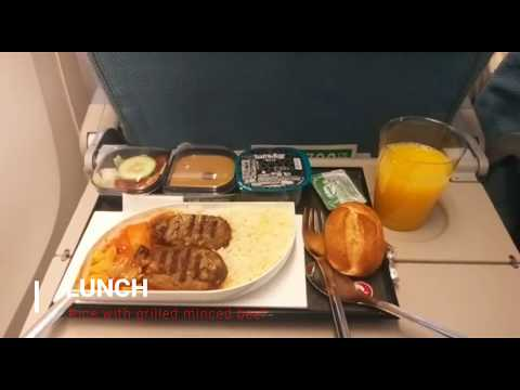 London Heathrow (LHR) to Istanbul (IST) | Turkish Airlines TK1980 | Economy