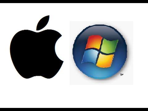 How to Type Apple Symbol in Windows 7