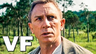 JAMES BOND Mourir Peut Attendre Bande Annonce VF (Daniel Craig, 2020)