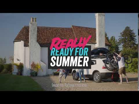 Halfords Ready for Summer 2018 (10secs)