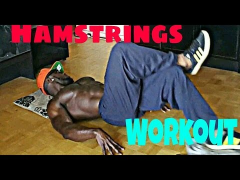 Results Of Doing This Hamstring Workout Daily