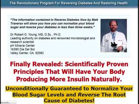 How to reverse diabetes in 3 weeks or less,
