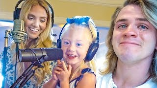 Savannah and Everleigh's special fathers day surprise leaves me in tears...