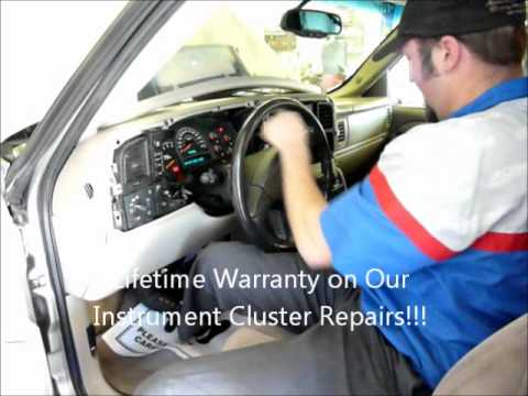 Instrument Cluster Removal And Installation Video