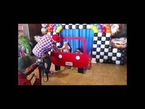 Cool Homemade Car Photo Booth