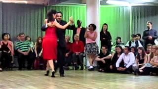 Valeria Solomonoff Orlando Farias Tango