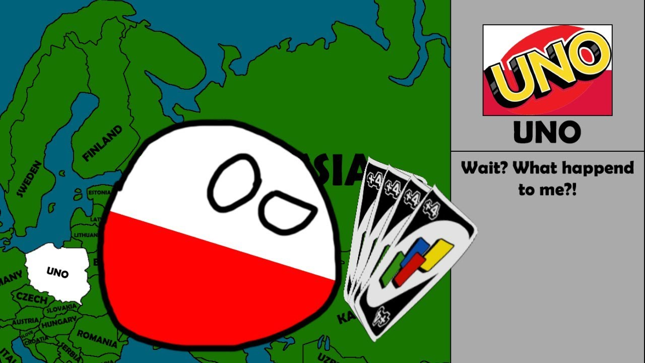 UNO in a Nutshell [Mapper + Countryball Animation]