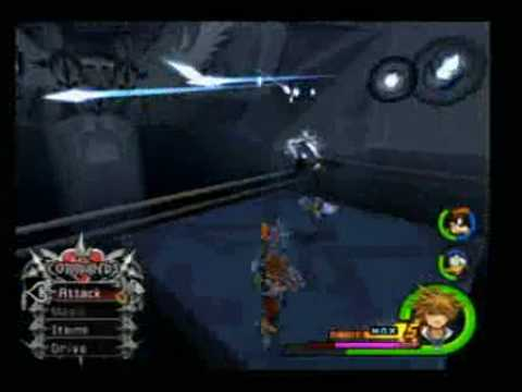 Kingdom Hearts 2: Xigbar Battle