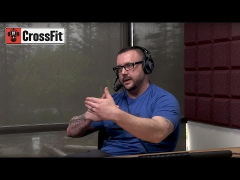 CrossFit Podcast Shorts: Troy Peterson - Sexual Abuse