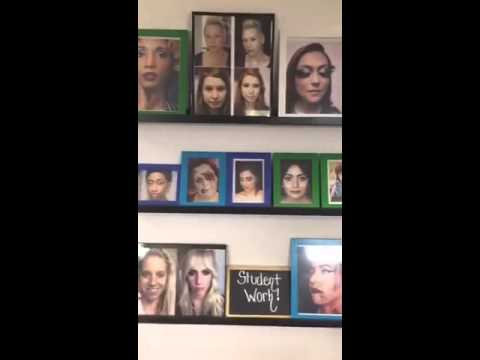 Our visit at Michigan Makeup Academy