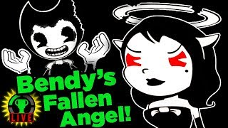 BENDY, LET ME OUT! | Bendy and the Ink Machine in 2D