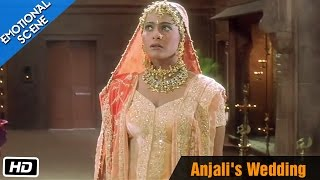 Download Anjali's Wedding - Emotional Scene - Kuch Kuch Hota Hai - Shahrukh Khan, Kajol Video