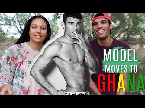 Xxx Mp4 VERSACE MODEL MOVES TO GHANA 3gp Sex
