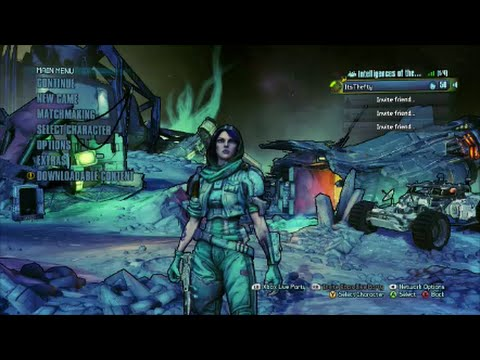 How to mod Borderlands The Pre-Sequel with USB