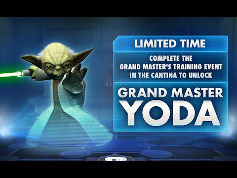 Star Wars: Galaxy of Heroes Yoda's in da house, Rank 1 Arena, Galactic Wars, Q&A Session