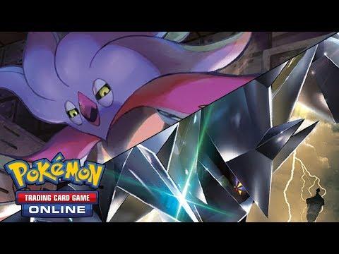 Pokémon TCG Online: Mazo Necrozma-GX/Malamar [BKT-FLI]