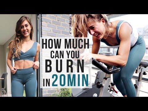 20 MINUTE HIIT CHALLENGE || 480 CALORIES?!