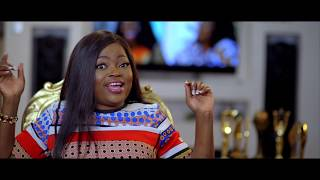 Funke Akindele Bello's Glam Session For Chief Daddy's Neflix Launch/Cocktail Party