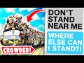 Rmaliciouscompliance quotDon39t Stand Next To YOU On A CROWDED Train Okayquot