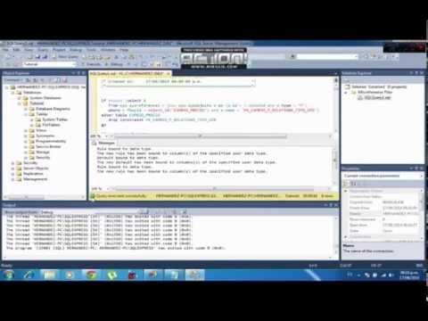 Tutorial Sybase PowerDesigner