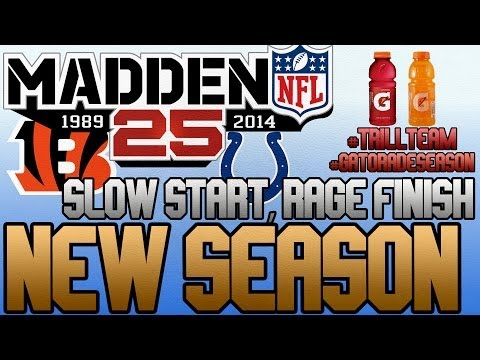 Madden 25 MUT | Ultimate Team Season 6 Game#1 | New Jerseys! | New Stadium!
