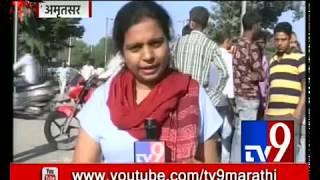 Amritsar Train Accident LIVE from Railway Track   TV9 ग्राउंड झिरोवरून पहिलं मराठी चॅनेल