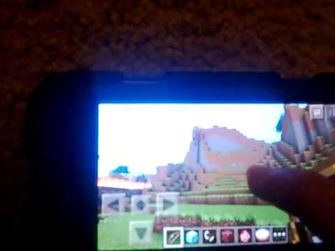 How to trap your friend and get moss stone in minecraft PE part 2