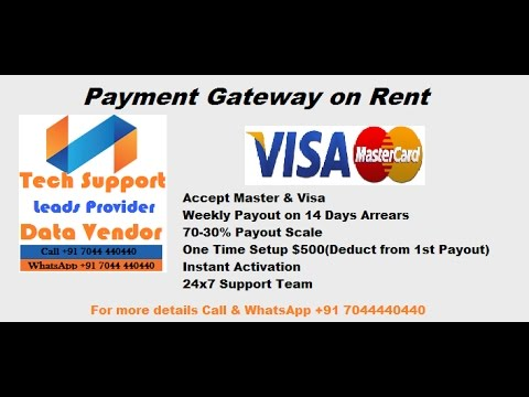 US Payment Gateway for Tech Support Call 07044440440