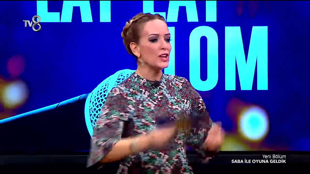 Lay Lay Lom Oyunu   Saba ile Oyuna Geldik   Sezon 2 Bölüm 2   11 Ocak Pazartesi