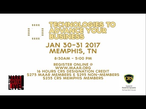 CRS 206 Technologies to Advance Your Business in Memphis, TN!
