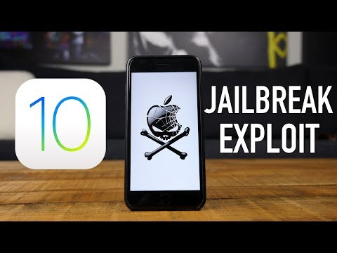 New Jailbreak Exploit for iOS 10.3.1 Released!