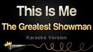 Download The Greatest Showman - This Is Me (Karaoke Version) Video
