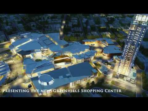 Greenhills Shopping Center Redevelopment Plan