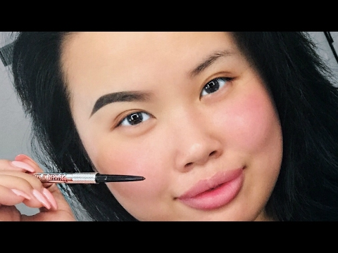 EASY Eyebrow Tutorial | Kim Thai