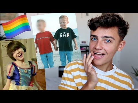 Xxx Mp4 CHILDHOOD SIGNS I WAS GAY LGBT Kid 3gp Sex